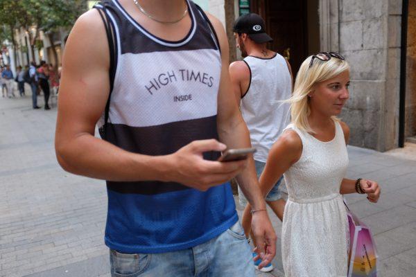 high times Madrid miguel de pereda fotogenik street photography collective colectivo fotografía callejera