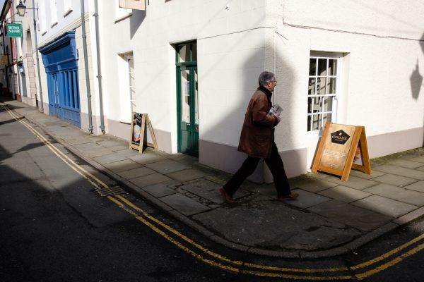 telegraph corner Math Roberts fotogenik collective street photography