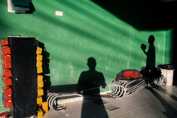 green gym Raphael Valverde fotogenik collective street photography