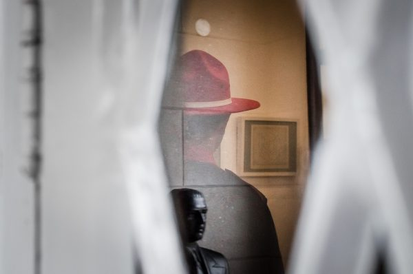 red hat Raphael Valverde fotogenik collective street photography