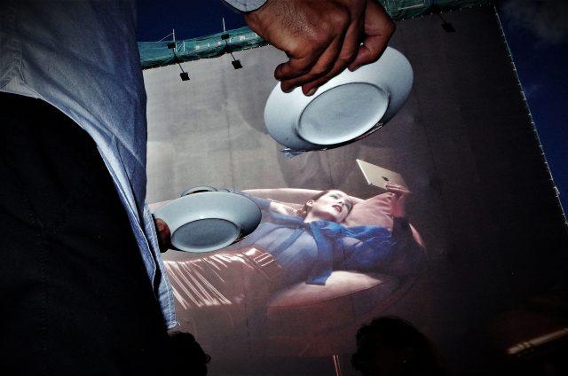 relaxing cup of coffee jon bradburn fotogenik collective street photography